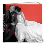 Wedding photobook for mum and dad - 8x8 Photo Book (20 pages)