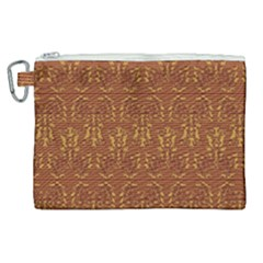 Art Abstract Pattern Canvas Cosmetic Bag (xl) by Sapixe