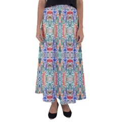 Colorful 23 Flared Maxi Skirt
