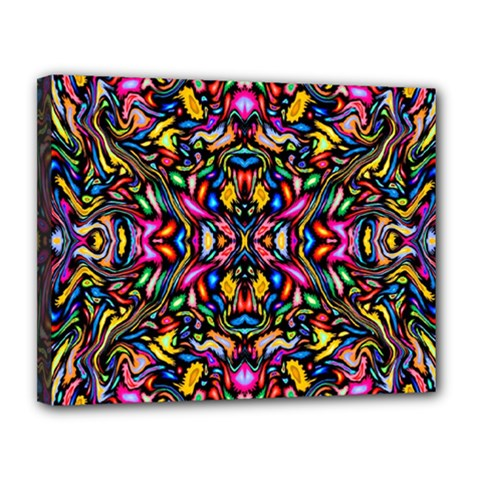 Artwork By Patrick Colorful 24 1 Canvas 14  X 11