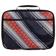 Bed Linen Microfibre Pattern Full Print Lunch Bag
