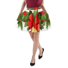 Christmas Clip Art Banners Clipart Best A Line Pocket Skirt by Sapixe