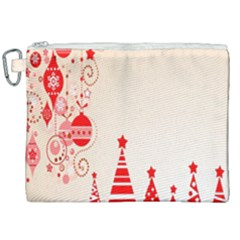 Christmas Clipart Wallpaper Canvas Cosmetic Bag (xxl) by Sapixe