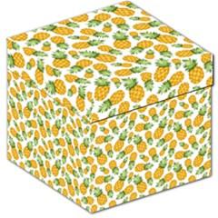 Pineapple Pattern Storage Stool 12   by goljakoff