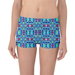 Artwork By Patrick Colorful 26 Boyleg Bikini Bottoms