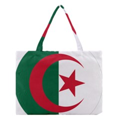 Roundel Of Algeria Air Force Medium Tote Bag by abbeyz71
