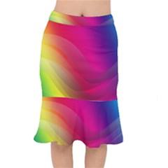 Background Wallpaper Design Texture Mermaid Skirt