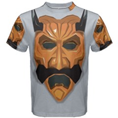 Mask India South Culture Men s Cotton Tee