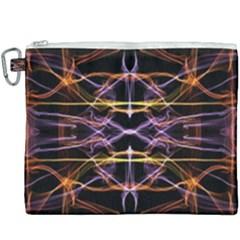 Wallpaper Abstract Art Light Canvas Cosmetic Bag (xxxl)