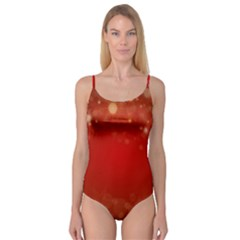 Background Abstract Christmas Camisole Leotard