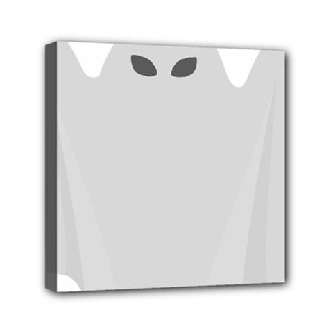 Ghost Halloween Spooky Horror Fear Canvas Travel Bag by Nexatart