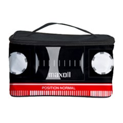 Compact Cassette Musicassette Mc Cosmetic Storage Case by Nexatart