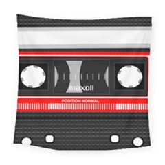Compact Cassette Musicassette Mc Square Tapestry (large)