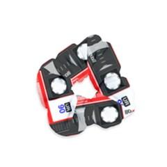 Compact Cassette Musicassette Mc Velvet Scrunchie