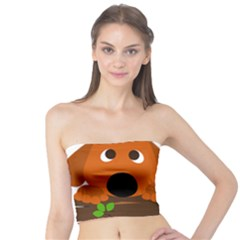 Baby Decoration Cat Dog Stuff Tube Top