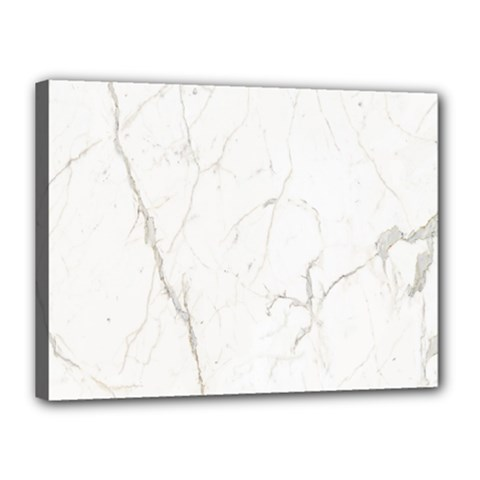 White Marble Tiles Rock Stone Statues Canvas 16  X 12