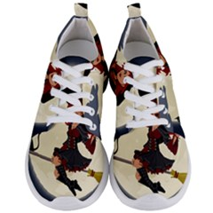 Witch Witchcraft Broomstick Broom Men s Lightweight Sports Shoes