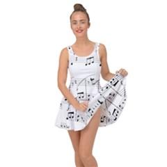 Abuse Background Monochrome My Bits Inside Out Dress