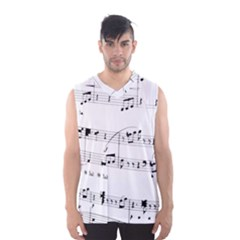Abuse Background Monochrome My Bits Men s Basketball Tank Top