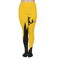 Castle Cat Evil Female Fictional Women s Tights