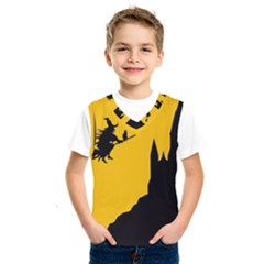 Castle Cat Evil Female Fictional Kids  Sportswear