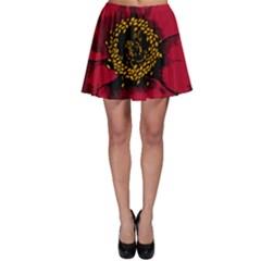 Floral Flower Petal Plant Skater Skirt
