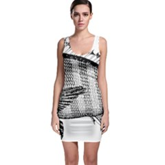 Animal Fish Ocean Sea Bodycon Dress