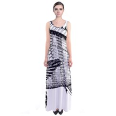 Animal Fish Ocean Sea Sleeveless Maxi Dress