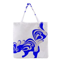 Skunk Animal Still From Grocery Tote Bag