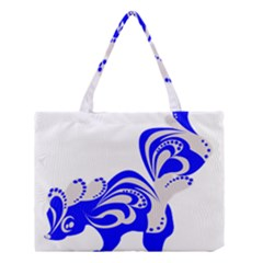 Skunk Animal Still From Medium Tote Bag