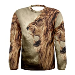 Roaring Lion Men s Long Sleeve Tee