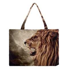 Roaring Lion Medium Tote Bag
