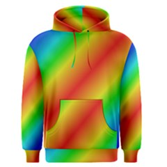 Background Diagonal Refraction Men s Pullover Hoodie