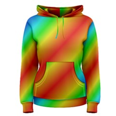 Background Diagonal Refraction Women s Pullover Hoodie