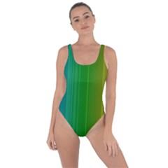 Spectrum Colours Colors Rainbow Bring Sexy Back Swimsuit