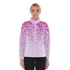 Halftone Dot Background Pattern Winterwear
