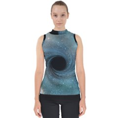 Cosmic Black Hole Shell Top by Sapixe