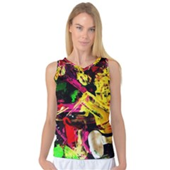 Spooky Attick 1 Women s Basketball Tank Top