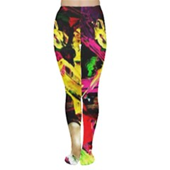 Spooky Attick 1 Women s Tights