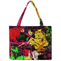 Spooky Attick 1 Mini Tote Bag