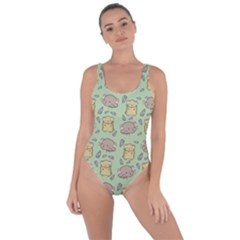 Hamster Pattern Bring Sexy Back Swimsuit