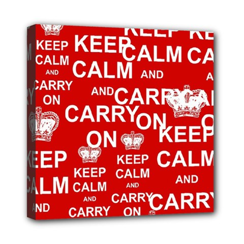 Keep Calm And Carry On Multi Function Bag	 by Sapixe