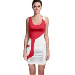 Australian Army Vehicle Insignia Bodycon Dress