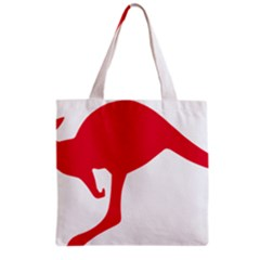 Australian Army Vehicle Insignia Grocery Tote Bag