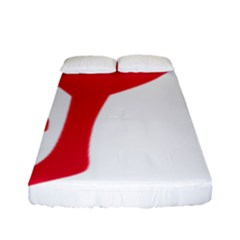 Australian Army Vehicle Insignia Fitted Sheet (full/ Double Size)
