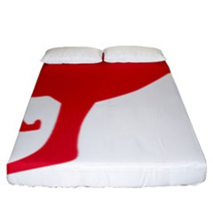 Australian Army Vehicle Insignia Fitted Sheet (king Size)