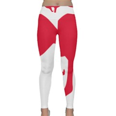 Australian Army Vehicle Insignia Classic Yoga Leggings