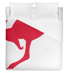 Australian Army Vehicle Insignia Duvet Cover (queen Size)