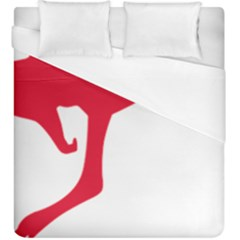 Australian Army Vehicle Insignia Duvet Cover (king Size)