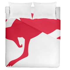 Australian Army Vehicle Insignia Duvet Cover Double Side (queen Size)